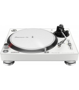 Pickup Turntable hi-fi Pioneer PLX-500 white