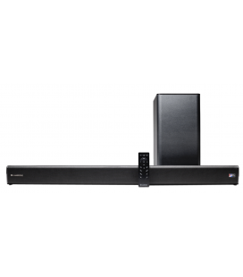 Soundbar Cambridge Audio TVB2-V2, Subwoofer Wireless, Bluetooth® si NFC, 120 W