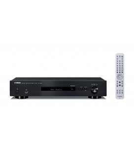 Network Audio Player Yamaha NP-S303 Black, Wi-Fi Direct, Airplay, Bluetooth, Internet Radio