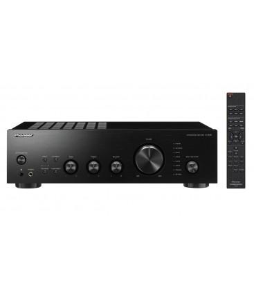 Amplificator stereo Hi-Fi Pioneer A-40AE Black, Wolfson DAC, Hi-Res Audio