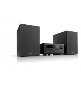 Micro sistem stereo Hi-fi Denon D-T1 Black, FM/AM, CD AND Bbluetooth®