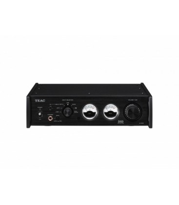 Amplificator stereo hi-fi TEAC AI-503 BLACK, BLUETOOTH®, DAC, amplificator de casti integrat