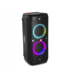 Boxa wireless cu Bluetooth® JBL PartyBox200, party speaker with light effects, alimentare 12/220V
