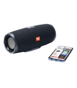Boxa cu Bluetooth® Wireless Portabila JBL Charge 4 Black, Baterie 7500mAh, Waterproof IPX7