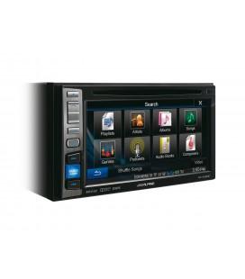 DVD auto Media Player Alpine IVE-W585BT, 2DIN, Bluetooth®, USB, 4x50W, USB, BASS ENGINE SQ