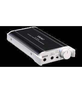 DAC/Amplificator pentru Casti TEAC HA-P50SE-B compatibil iOS, Android