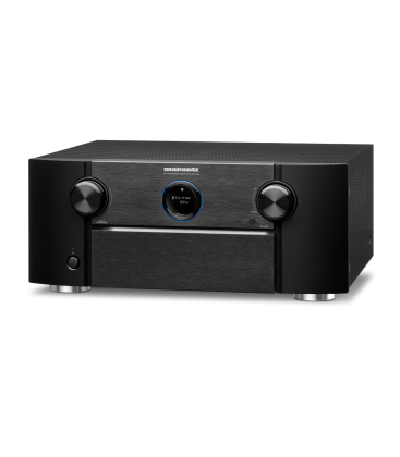 Receiver AV 9.2 Marantz SR7013 Black, AirPlay, Bluetooth, TuneIn Internet Radio, HEOS, Amazon Alexa