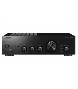 Amplificator stereo Hi-Fi Pioneer A-10AE Black, 2x50 Watts, Direct Energy Design, Phono MM