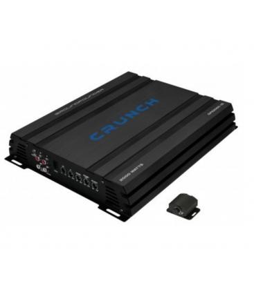 Amplificator auto mono Crunch GPX 2200.1D, 1 canal, 500W RMS, Clasa D