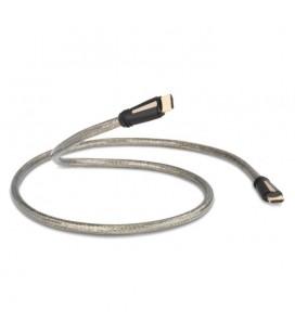 Cablu HDMI digital QED REFERENCE HDMI 1.0M, compatibil 3D, FullHD 1080p, 4K