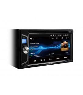 DVD auto Media Player Alpine IVE-W560BT, 2DIN, Bluetooth®, USB, 4x50W, USB, BASS ENGINE SQ