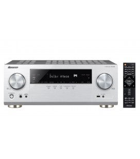 Receiver 7.2 Pioneer VSX-933-S, Dolby Atmos, DTS:X™, MCACCPRO, 4K UHD, Hi-Res Audio, Google ChromeCast, DTS Play-Fi