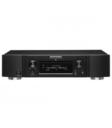 Network Player hi-fi Marantz NA6006 black, Wi-Fi, Bluetooth, AirPlay 2, Heos APP, Amazon Alexa