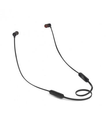 Casti IN EAR wireless cu Bluetooth® 4.1 JBL T110BT BLUE