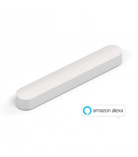 Soundbar SONOS BEAM WHITE,Wi-Fi, AirPlay , Amazon Alexa, HDMI ARC