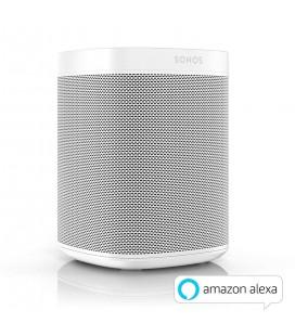 Boxa wireless SONOS ONE WHITE(GEN 2) - bucata, Apple AirPlay, Amazon Alexa, Multiroom