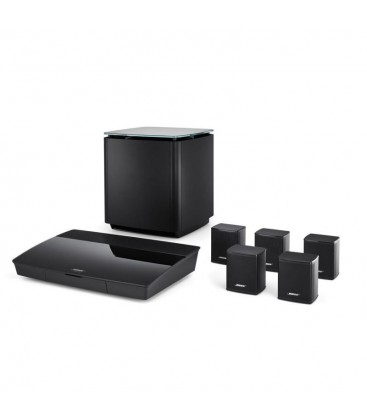 Sistem home cinema BOSE LIFESTYLE 550, WiFi, Bluetooth, HDMI ARC, SoundTouch APP