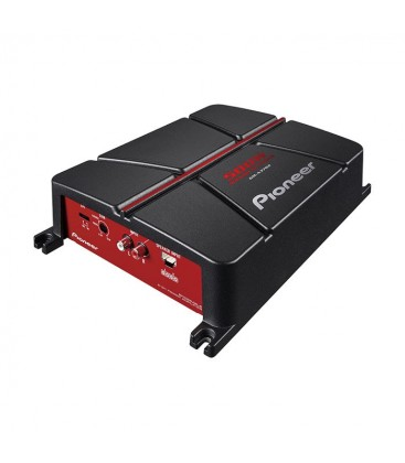 Amplificator auto PIONEER GM-A3702, 2 canale stereo, 2X60W RMS, 4 OHMI