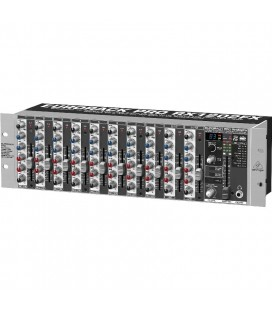 Mixer Audio Behringer Eurorack RX1202FX