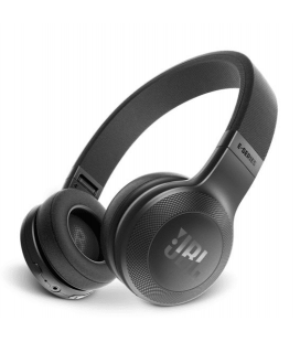 Casti wireless JBL Synchros E45 black, casti bluetooth